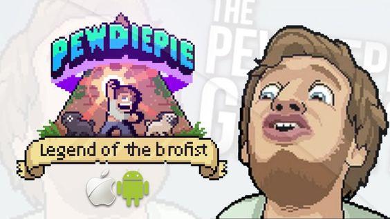 PewDiePie: Legend of the Brofist, le YouTuber annonce la date de sortie de son jeu - http://www.frandroid.com/android/applications/jeux-android-applications/311678_pewdiepie-legend-of-the-brofist-youtubeur-annonce-date-de-sortie-de-jeu  #Jeux