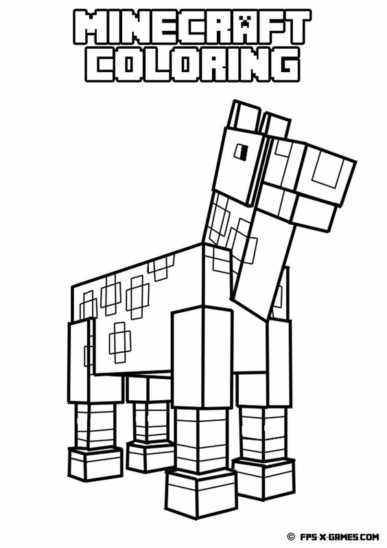 52 best minecraft images on pinterest minecraft party coloring books and colouring pages - Minecraft Coloring Book