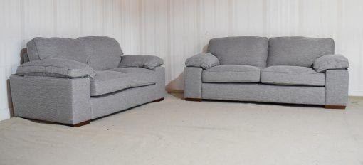 Grey Fabric 3 Seater Sofa 2 Seater Sofa Buoyant Ayles Homeflair 2 Seater Sofa Grey 3 Seater Sofa Seater Sofa