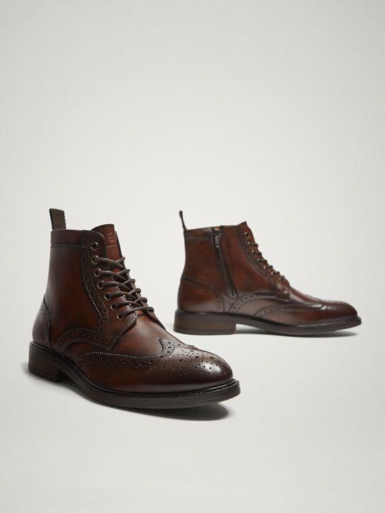 Estos son los cinco tipos de botas que debes conocer para