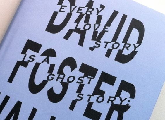 FUEL designs David Foster Wallace biography – Creative Review