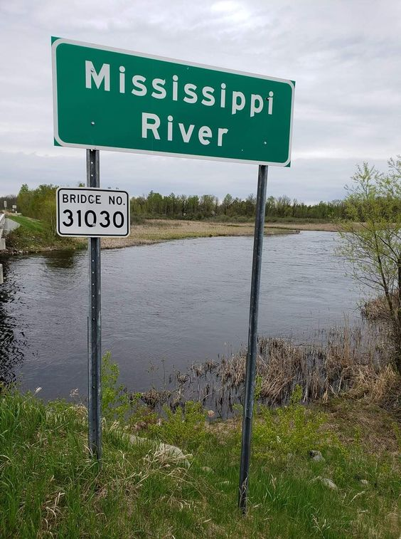 Mississippi – Missouri River, United States