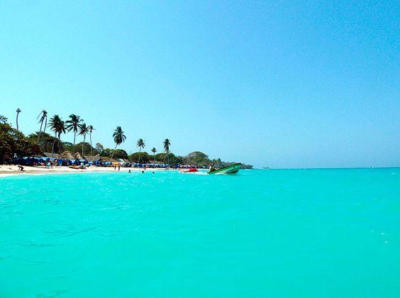 Playa Blanca - Santa Marta - Colombia: