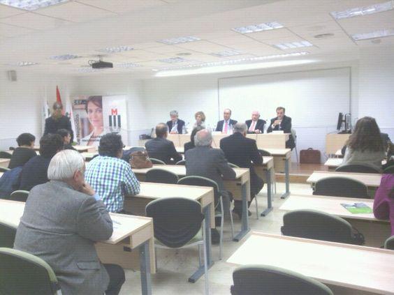 Presentación del libro: Auditoría de Cuentas Anuales de D. Alejandro Larriba http://www.cef.es/libros/auditoria-cuentas-anuales.html