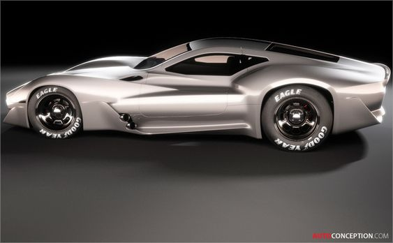 Muscle Car Concept: Shelby Coupe