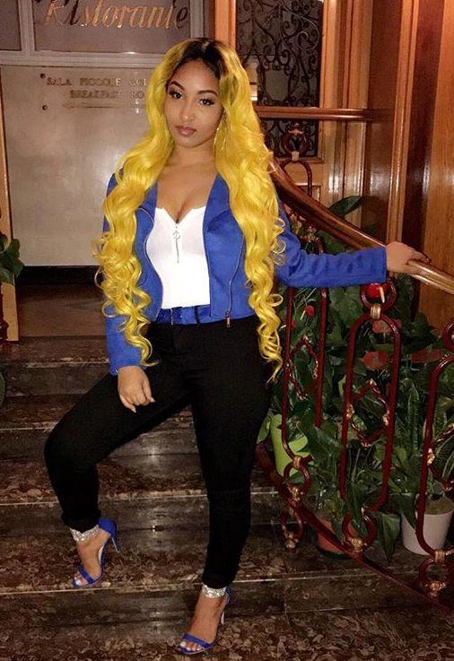 Shenseea 🇯🇲 Dancehall singer   Shenseea Jamaican dancehall
