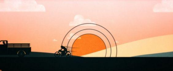 Erg mooi kleurschema in het filmpje!  Wit - grijsblauw - oranje