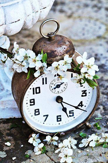 Clock - Idée photo pour mon vieux réveil