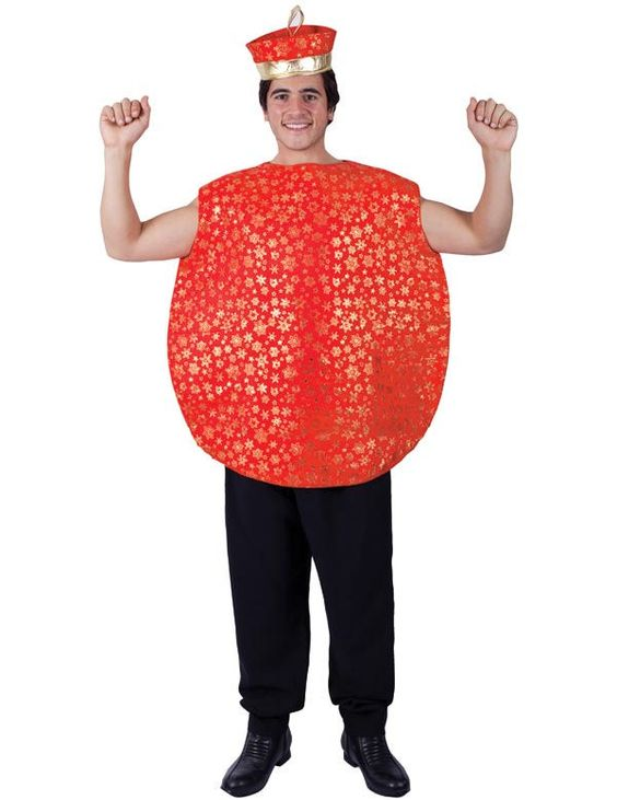 Custome christmas fancy dress and more christmas baubles fancy dress