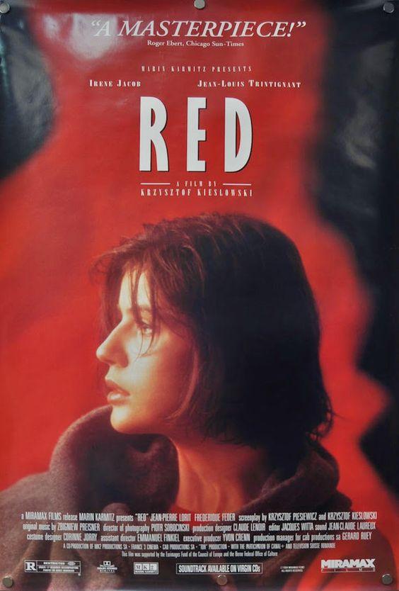 A fraternidade é vermelha (1994) | Krzysztof Kieslowski