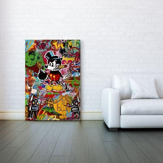 vincent richeux my hero tableaux canvas plexi. Black Bedroom Furniture Sets. Home Design Ideas