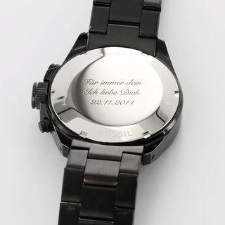 Fossil ME1099 Mit Gravur | Bildergalerie Uhren U0026 Schmuck Mit Diamantgravur  Oder Lasergravur Personalisiert. | Pinterest | Gravur, Bildergalerie Und  Uhren