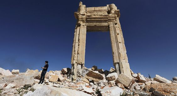 Syria's tourism ministry hopes to lure visitors, despite war