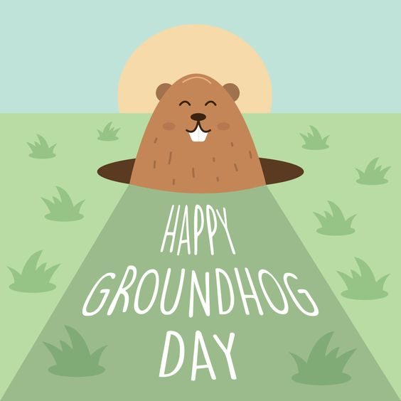 February 2nd is Groundhog Day! In Canada we'll be getting an early spring! greatlakesdental.ca