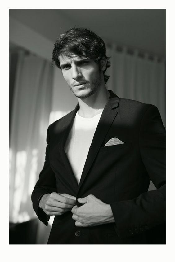 Alexandre (or Alexander) Ardid, Spanish model, photo by Albert Ruso