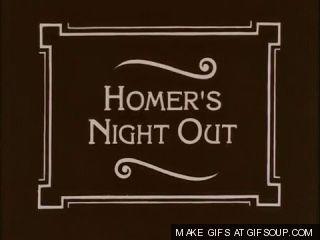 Homero de parranda