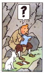 "La vie de Tintin | ""Mon ami, j'ai repris la mer. Le grand large me..."