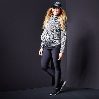 Gray Scale: Maternity Apparel