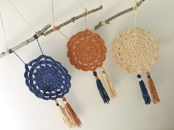 Marlow Wall Hanging   by Crochet Pretty