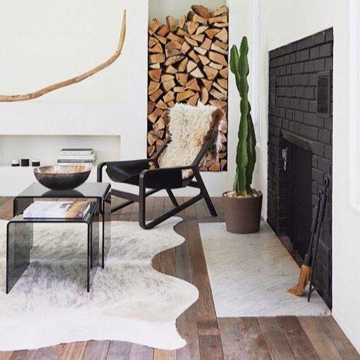 Encore Une Idee Meubles Et Deco In 2020 Scandinavian Interior Design Scandinavian Interior Minimalist Decor