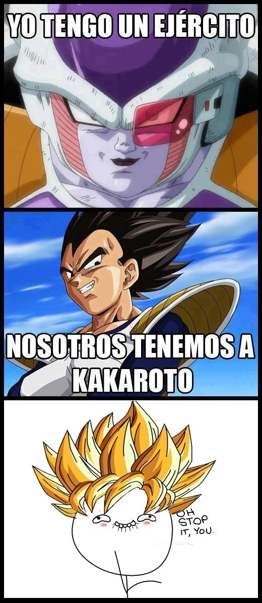 Resultado De Imagen Para Imagenes De Memes De Dragon Ball Z En