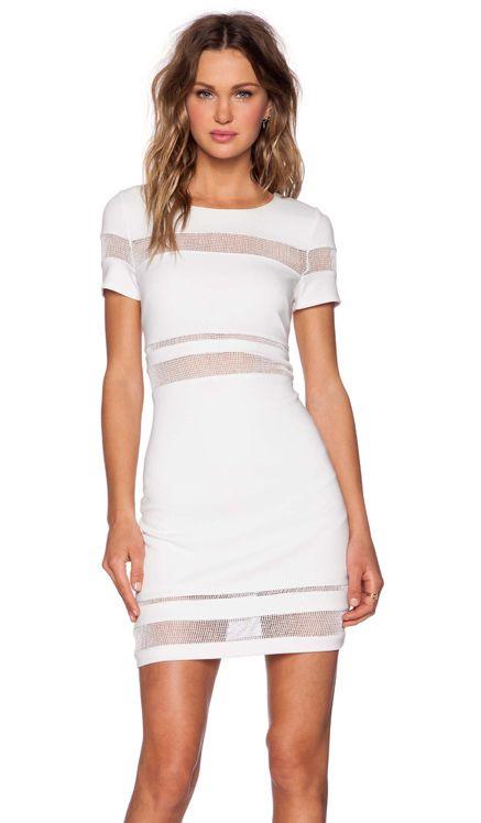 Bailey 44 Mateo Dress in White   REVOLVE