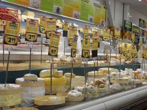 Cheese, cheese, cheese cheese-paradise