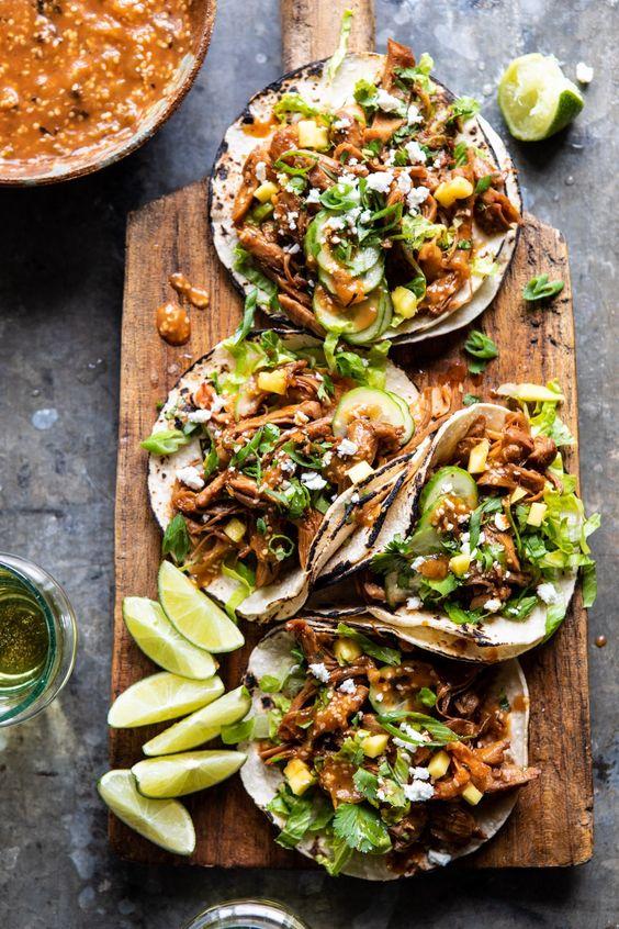 Instant Pot Korean Bulgogi Tacos