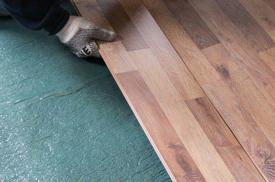 Laminate Flooring, Moisture Barrier Under Laminate Flooring