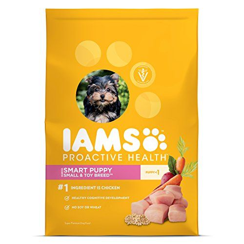 Iams Proactive Health Puppy Dry Dog Food Chicken