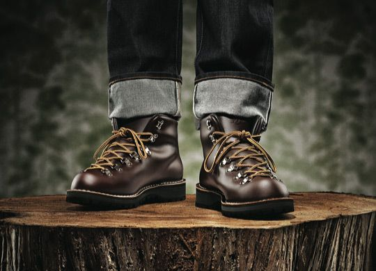 Danner Boots built to last. Use them for work casual or