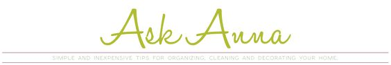 fantastic website... organizing, cleaning, decorating, etc