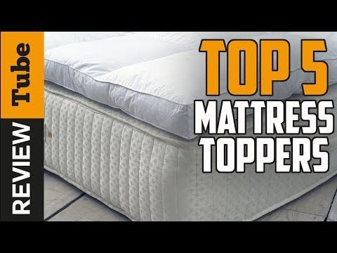 Mattress Topper Best Mattress Toppers Buying Guide Youtube In 2020 Mattress Topper Mattress Mattress Topper Reviews