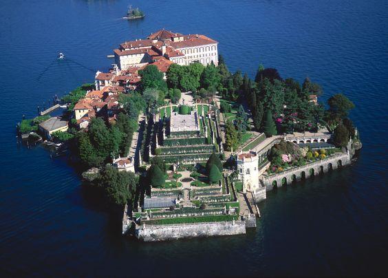 ISOLA - Il parco più bello d' Italia