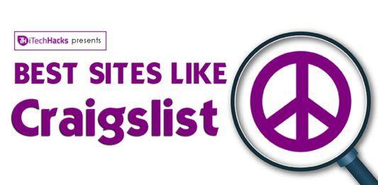 Top 10 Sites Like Craigslist Free Classified Sites 2020 In 2020 Marketing Jobs Craigslist Job Advertisement
