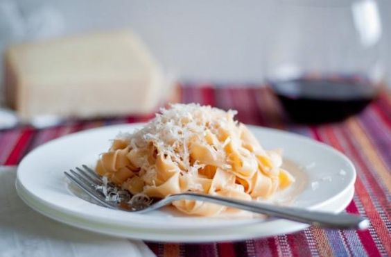 Pasta Recipe : Homemade Red Pasta Pasta Recipe