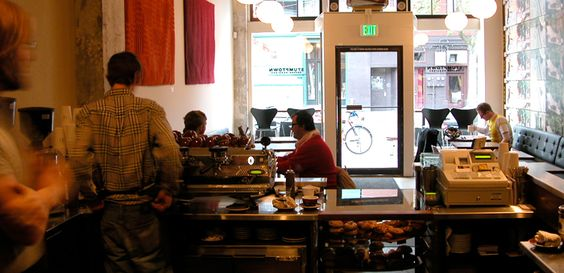 Stumptown Coffee Roasters - Seattle location