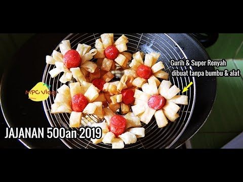 Ide Kreatif Makanan Roti 500an Jadi Cemilan Super Laris Wajib Coba Youtube Makanan Camilan Cemilan