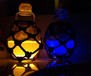 Steampunk Potion Bottles Instructable