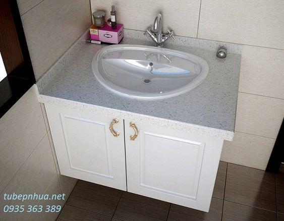 Những mẫu thiết kế Tủ Lavabo cho không gian hẹp (P1)
