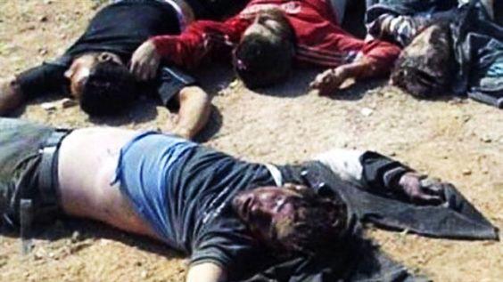 Russland meldet den Tod von 250 IS-Kämpfern