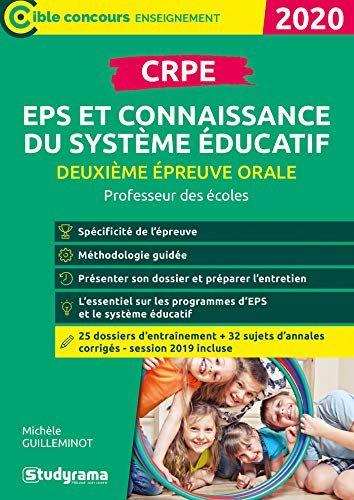 Lire Crpe Deuxieme Epreuve Orale Eps Et Connaissance Du Systeme Educatif Pdf Livre Jaune 3 Pdf Di 2020
