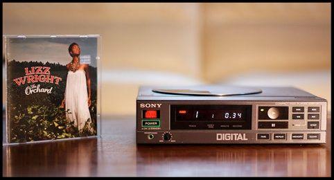 Platine cd sony cdp-7f