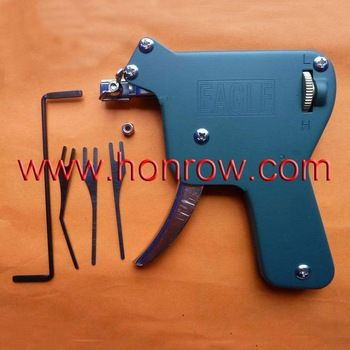 Hot selling EAGLE Pistol pick Upward Pick Gun & locksmith tools/lock pick tools/decoder tools ............