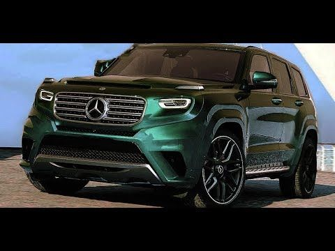 New 2019 Mercedes Benz Gls 63 Amg 577hp V12 Biturbo Exterior