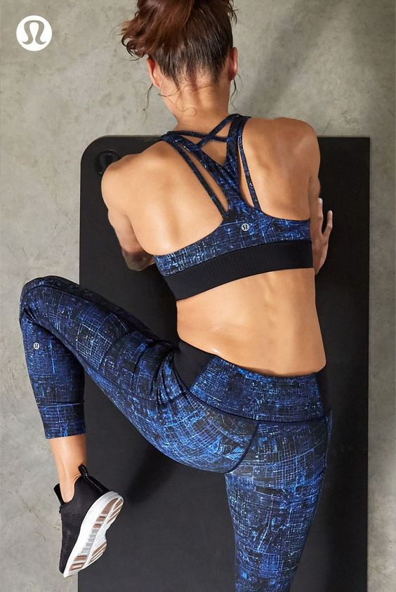 Pin By Melanie Kapadia On Fitness Goals Lululemon Outfits Yoga Clothes Workout Attire