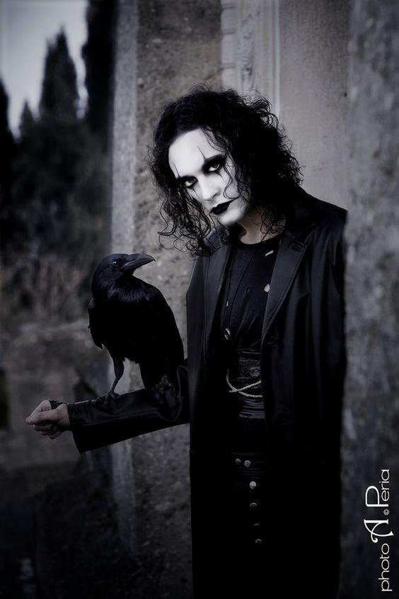 The Crow - tribute to Brandon Lee. | by Fiorella Scatena