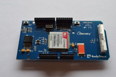 Coyote Board - 2G Cellular Arduino Shield - 2lemetry