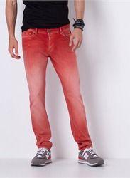 Jeans slim Slender hombre SALSA