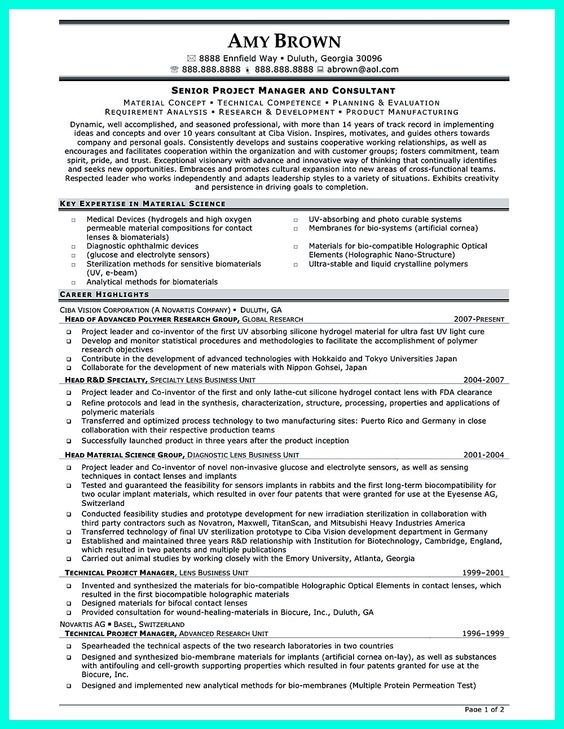 clinical research associate resume objective